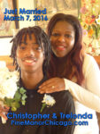 Trelonda Lewis & Christopher Montgomery Married March 7, 2016