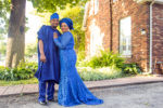Nadia Thompson and Hakeem Adenle Married July 17th 2016