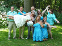 mixed-gender-wedding-party