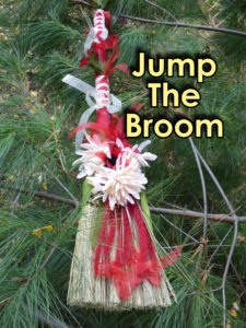 jump the broom wedding