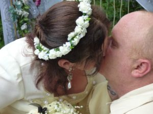 first-kiss-as-a-married-couple