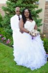 Congratulations to Sharon Davis & Darnell McCall