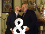 Joshua Bolinger and Christopher Udell Wed at Pine Manor