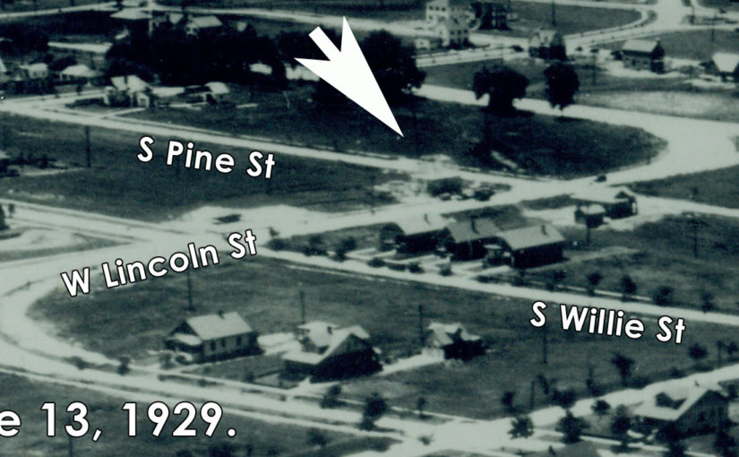 From Farmland to Subdivision – A Brief History of the Pine Manor Property