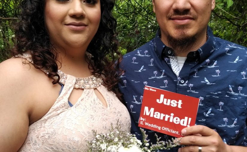 Just Married at Pine Manor – Blanca & Jesus